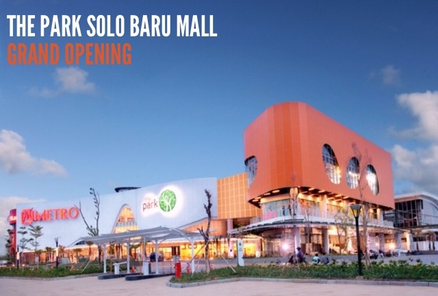 The Park Solo Baru Mall